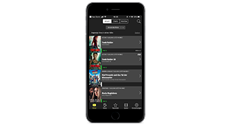 Cinema finder app
