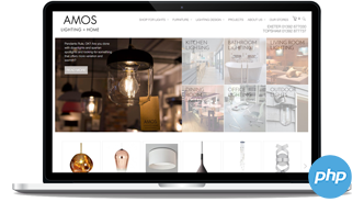 Web Shop for Light's